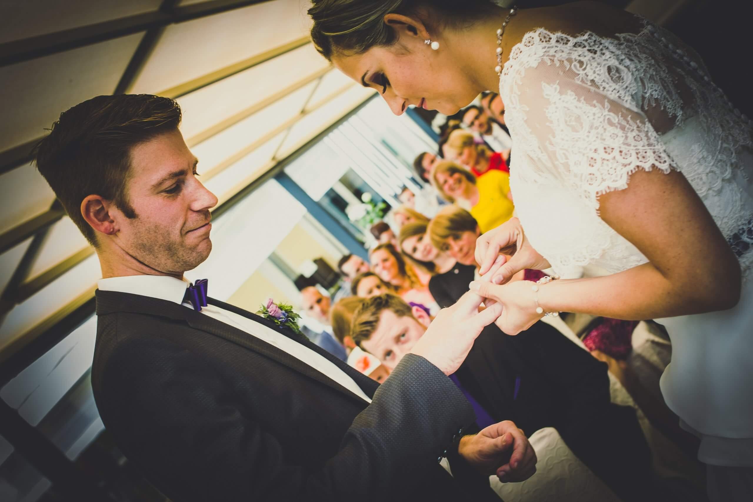 Hochzeit von Sandra & Björn